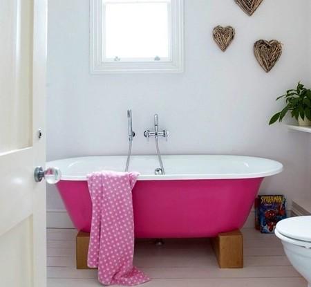 rosa-bañera