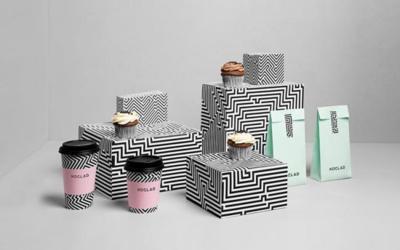 Hermosa y deliciosa es la imagen de la pastelería Xoclad