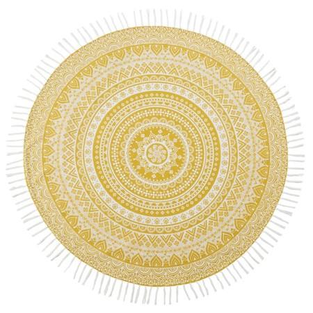 Futa De Algodon Amarillo Con Mandala Blanco D 150 1000 1 15 188820 1