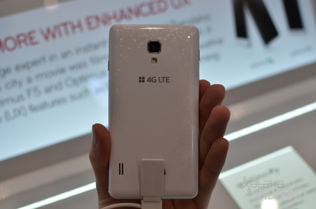 Foto de LG Optimus F5 y F7 (2/17)