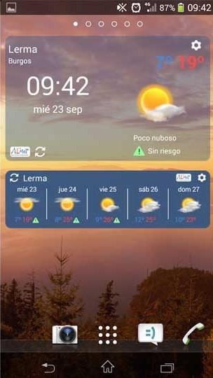 Aemet App