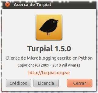 Turpial 1.5