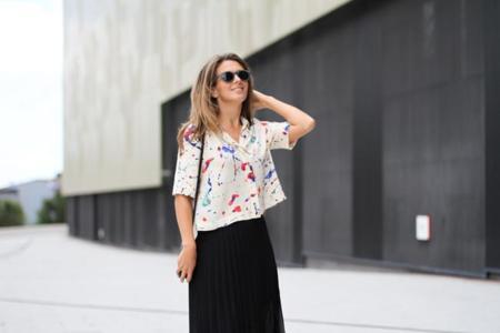 La camisa que cautiva a blogueras y señoras de bien