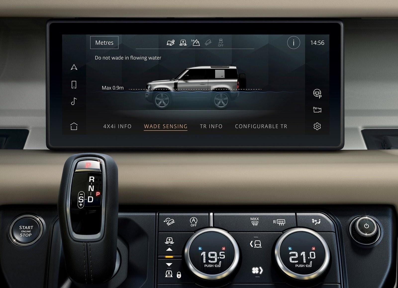 Foto de Land Rover Defender 2020 (8/60)