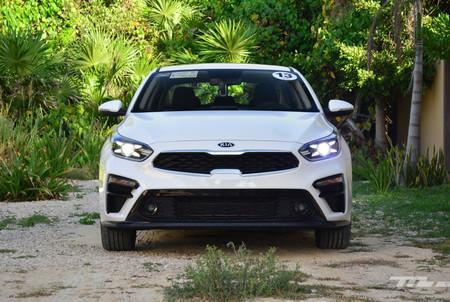 Kia Forte 2019 Mexico 4