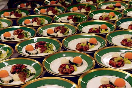 Escoje el menú de Premio Nobel que quieras probar