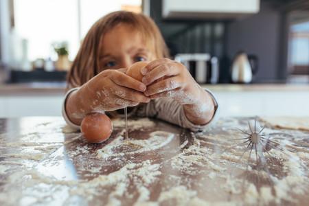 Donde tú ves un desastre, tu hijo ve una capacidad o habilidad nueva