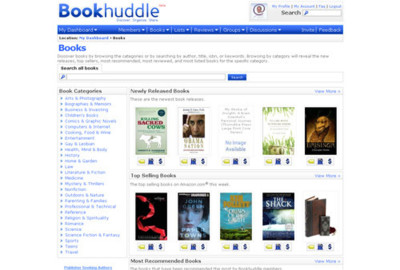 Bookhuddle, nueva red social de libros