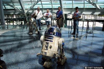 R2-D2 a control remoto: 30 aniversario de Star Wars