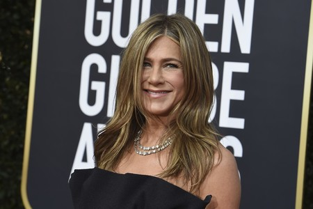 El momentazo del fin de semana: Jennifer Aniston asustando a sus fans en el plató de Friends