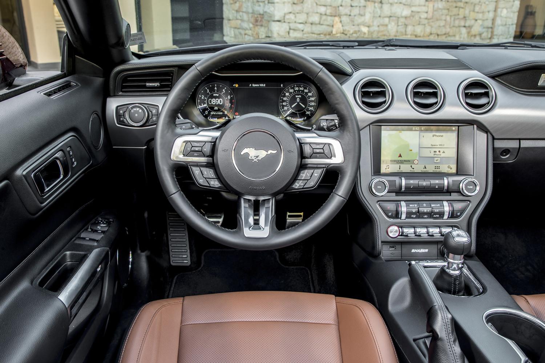 Foto de Ford Mustang 2018, toma de contacto (150/159)