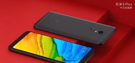 Xiaomi Redmi 5 y 5 Plus, los nuevos terminales de gama media con pantalla sin marcos, llegan esta semana