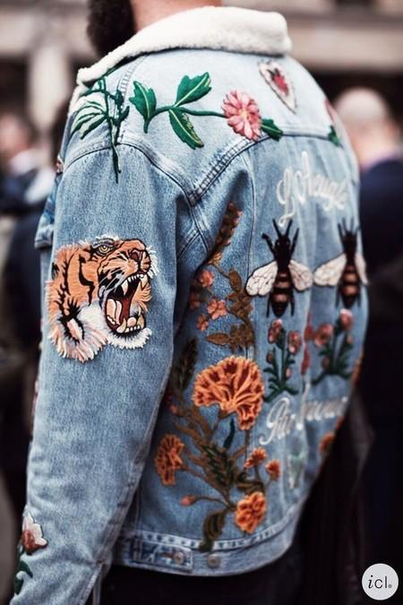 No Solo Moda Las Mil Caras Del Denim Y Como Se Llevan Esta Primavera Por La Calle