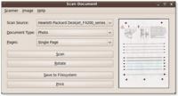 Simple Scan: nueva aplicación de escaneo para Ubuntu 10.04