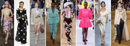 Las 15 tendencias de moda de esta temporada Primavera-Verano 2020 según las pasarelas