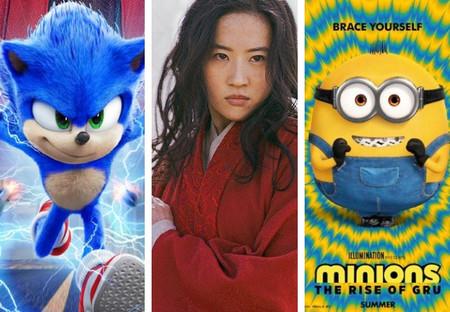 Los tráilers infantiles de la Superbowl: Sonic, Mulán, Minions, Bob Esponja y tres producciones exclusivas de Disney+