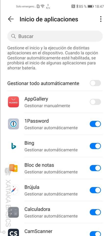 Apps Al Inicio