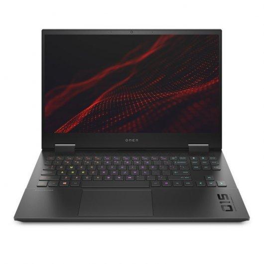"HP OMEN 15-ek0007ns, 15.6""FHD, Intel® Core™ i7-10750H, 32GB, 512GB SSD, RTX2060, FDOS"