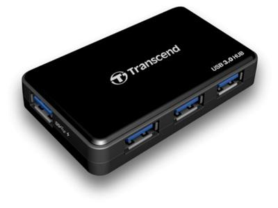 Transcend multiplica tus puertos USB y añade uno de carga