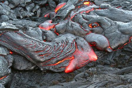 Cómo ver los ríos de lava del volcán Kilauea