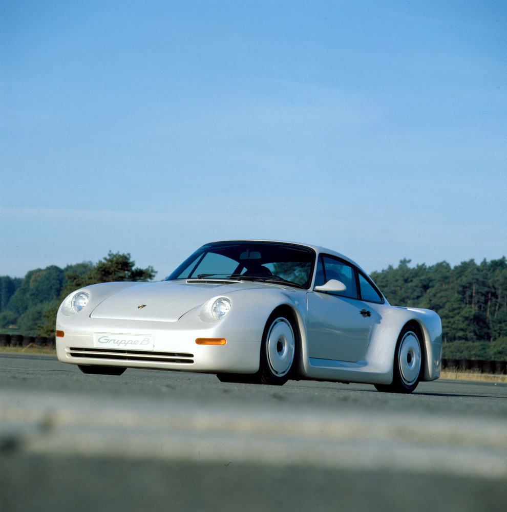 Foto de Historia de Porsche de 1940 a 1980 (6/29)