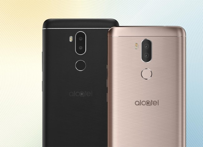 Alcatel A7 y A7 XL: doble altavoz, gran batería y doble cámara para triunfar en la gama media