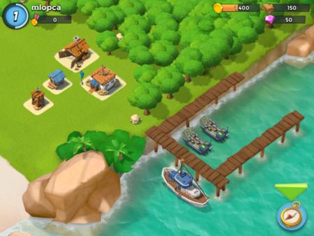 boom beach supercell
