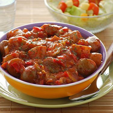 Patatas en salsa picantona: receta de guarnición para chuparse los dedos