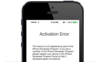 Hoy expiró la beta 6 de iOS7, si tu dispositivo quedó bloqueado te mostramos cómo solucionarlo