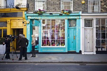 Siéntete como Julia Roberts y Hugh Grant viviendo en Notting Hill