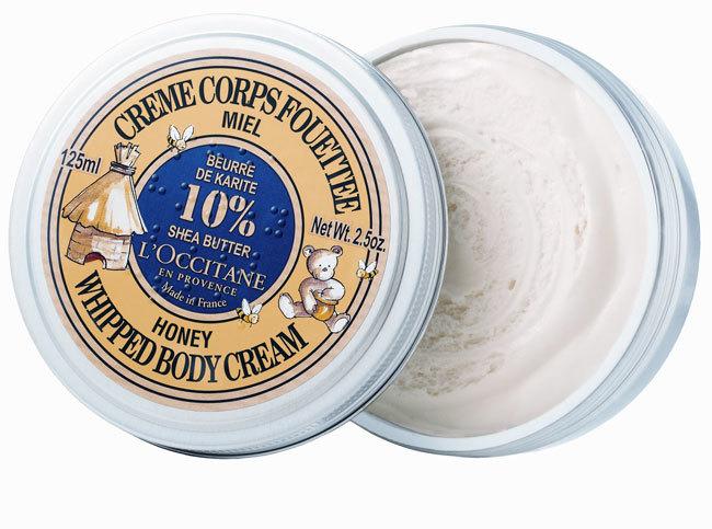crema corporal Karite miel L'Occitane