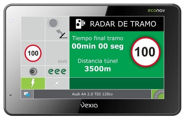 Radares de tramo: Vexia te ayuda a evitar las multas