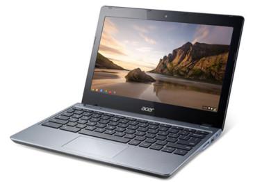 Acer lanza en Estados Unidos una nueva edición de sus C720 Chromebook