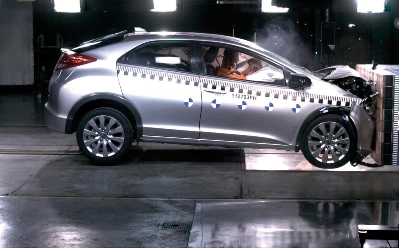 Foto de Honda Civic 2012 (31/153)