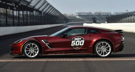 Corvette Grand Sport Pace Car Indy 500 2019 3