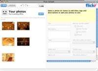Probamos Flickr Uploader 3.0 beta