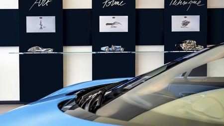 Bugatti Dubai Showroom 5
