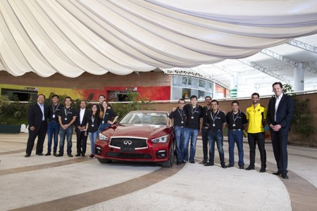 Infiniti Engineering Academy 2016