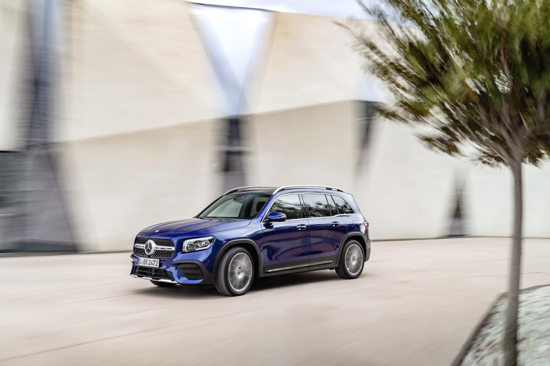 Foto de Mercedes-Benz GLB 2019 (30/68)