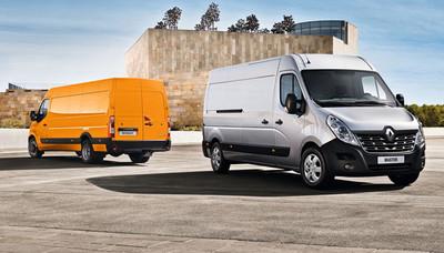 Renault Master 2014