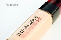 Nueva base Infalible de L'Oréal, ¿hace honor a su nombre?