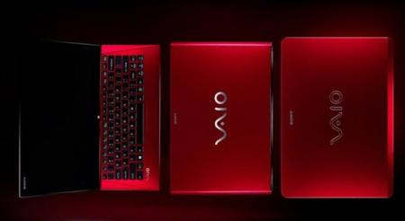 Sony VAIO | red edition