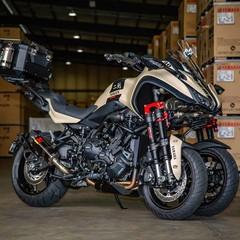 Foto 1 de 10 de la galería yamaha-niken-turbo en Motorpasion Moto
