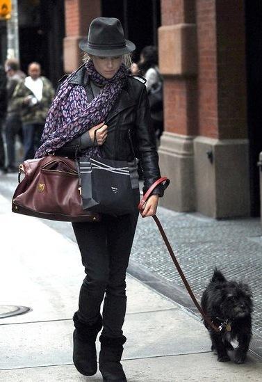 El perfecto look de entretiempo por Sienna Miller I
