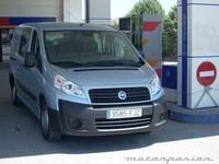 Prueba: Fiat Scudo Combi (parte 3)