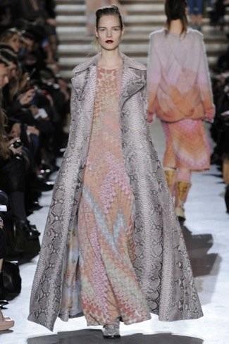 Missoni Otoño-Invierno 2011/2012 en la Semana de la Moda de Milán: color boho chic ¿quieres ser mi amigo?