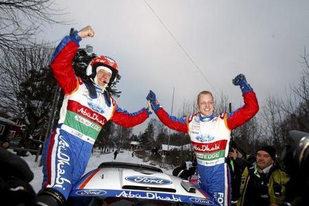 La semana después del rally. La nieve de Suecia calienta el campeonato