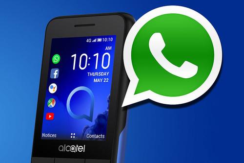 Los 11 teléfonos más baratos compatibles con WhatsApp que puedes comprar