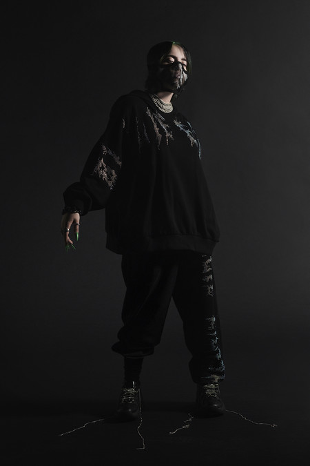 Bershka X Billie 3