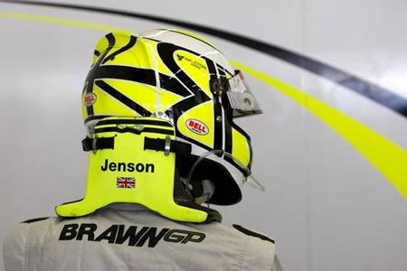 Nuevo paseo de Jenson Button en Turquía